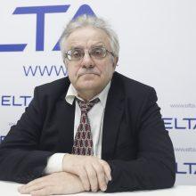ES su Sovietų sąjunga lyginęs V. Radžvilas dalyvaus EP rinkimuose
