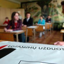 Nacionaliniam egzaminų centrui laikinai vadovaus A. Ranonytė
