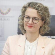 A. Armonaitė: nauja politinė jėga vadinsis Liberalų arba Laisvės partija