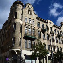 Muzikos akademijos pastatas Gedimino prospekte parduotas aukcione