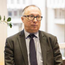 Laikinai MRU Politikos mokslų institutui vadovavęs A. Krupavičius pasitraukė iš pareigų