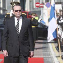 Suomija jungiasi prie Lietuvos kuriamų ES kibernetinių greitojo reagavimo pajėgų