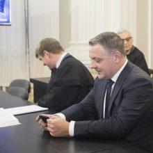 """MG Baltic"" byloje liudijo buvęs VMI vadovas D. Bradauskas"