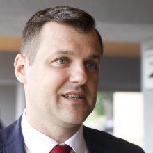G. Paluckas sieks, kad Vilniuje atsirastų daugiau defibriliatorių