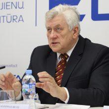 Prezidento posto siekiantis A. Butė: mane diskriminuoja, o VRK tyli