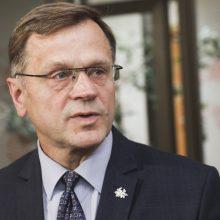 Nauji Seimo nariai gavo kvietimą išsitirti dėl COVID-19: B. Matelis atsisako