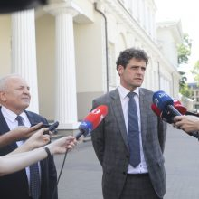 R. Žemaitaitis: džiaugiuosi, kad nebereikės ruošti pensininkų darbui
