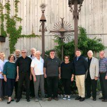 L. Linkevičius susitiko su Toronto lietuvių bendruomenės lyderiais