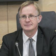 Istorikė M. Jurkutė grąžinta į darbą Genocido centre