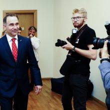 Ministro posto netekęs R. Masiulis: R. Karbauskiui pavyko atkeršyti
