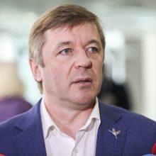 """R. Karbauskis naują Seimo frakciją """"Lietuvos gerovei"""" kviečia į koaliciją"""