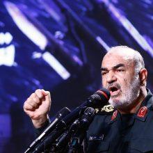 """Įtampa auga: Iranas įspėjo """"sunaikinsiąs agresorius"""""""