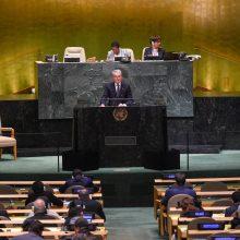 Pirmasis Rusijos kirtis G. Nausėdai: kalbą įvertino labai kritiškai