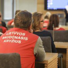 Raudonajame Kryžiuje – skandalas: valdyba kaltinama organizacijos užgrobimu