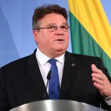 Ministras: Baltarusiją palikusi S. Cichanouskaja Lietuvoje yra su savo vaikais