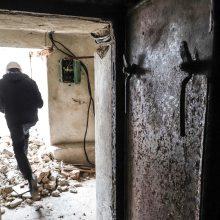 Tauro kalne bunkeris išliks: kodėl apie jį nekalbėta prieš pradedant griovimo darbus?