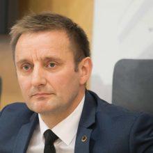 Šiaulių meras apie koronaviruso identifikavimą: tai sėkmės atvejis