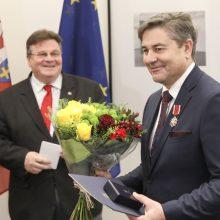 Pasaulio lietuviams – medaliai už nuopelnus puoselėjant lietuvybę