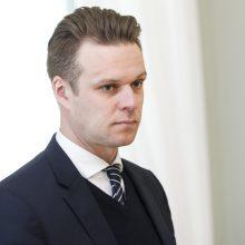 G. Landsbergis ragina rengti neeilinį Europos dešiniųjų susitikimą dėl viruso