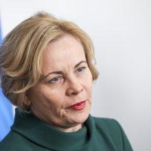 Europarlamentarė R. Juknevičienė išrinkta į EPP frakcijos vadovybę