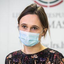 V. Čmilytė-Nielsen: karantinas apnuogino šios Vyriausybės kadencijos broką