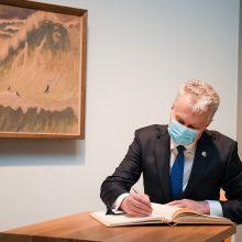 R. Karbauskis apie pasirašytą memorandumą: tik viešųjų ryšių priemonė