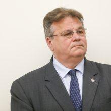 L. Linkevičius sako negalintis susisiekti S. Tichanovskaja, nerimauja dėl jos saugumo