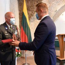 Akredituotas naujasis Nyderlandų gynybos atašė Lietuvai