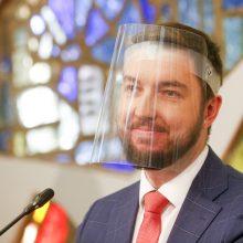 Seimo narys Vytautas Mitalas