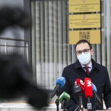 Ministerija imasi Nacionalinio visuomenės sveikatos centro vadovo paieškų