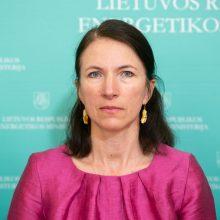 Energetikos ministro politinėje komandoje – I. Žilienė
