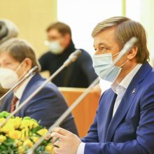 R. Karbauskis: reikia vadovautis protu – karantino priemonės efekto nebeduoda