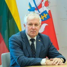 A. Anušauskas Briuselyje dalyvaus ES gynybos ministrų susitikime