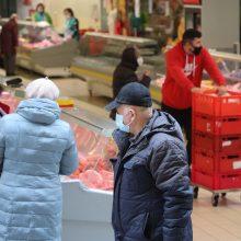 Daugiau kaip 7 tūkst. turgavietės prekiautojų skirta apie 2,2 mln. eurų kompensacijų