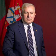 Krašto apsaugos ministras vyksta oficialaus vizito į Estiją