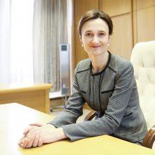 Turtingiausia tarp šalies vadovų – V. Čmilytė-Nielsen