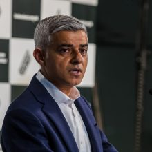 S. Khanas perrinktas Londono meru: įveikė varžovą konservatorių