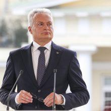 Prezidentas kviečiasi partijų lyderius įtvirtinti Lietuvos užsienio politikos principų