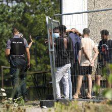 I. Šimonytė: Vyriausybė neteiks Seimui siūlymo dėl neterminuoto migrantų sulaikymo