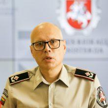 VSAT vadas: Baltarusijos pasienyje ketinama tiesti ir koncertiną, ir statyti tvorą