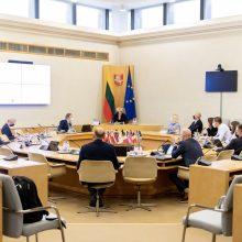 Varšuvoje penktadienį – bendras Lietuvos ir Lenkijos vyriausybių posėdis