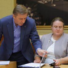 Šešėlinė Vyriausybė ragina I. Šimonytę net negalvoti apie naujus mokesčius