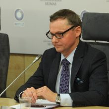 Seimui teikiama advokato V. Mizaro kandidatūra į KT teisėjus