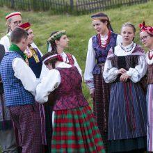 Sostinėje prasideda metiniai folkloro atlaidai