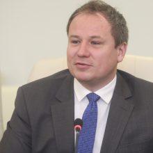 G. Surplys apie išmokas R. Karbauskiui: kriminalo jokio nėra