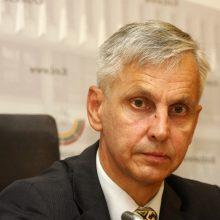 P. Urbšys siūlo dar daugiau viešumo: transliuoti ir komisijų posėdžius