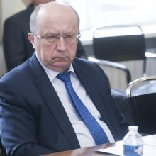 "A. Kubilius EP vadovaus ""Euronest"" Parlamentinei Asamblėjai"