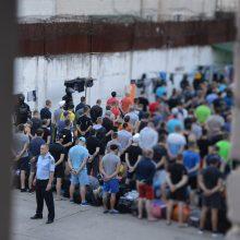 Pasiūlys darbo kaliniams: pataisos namuose veiks bendrovių cechai