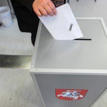 Estijos dešinieji sukritikavo Lietuvos rinkimus: galėjo būti manipuliacijų