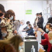Kelmės ir Trakų merų rinkimuose baigiasi politinės kampanijos dalyvių registracija